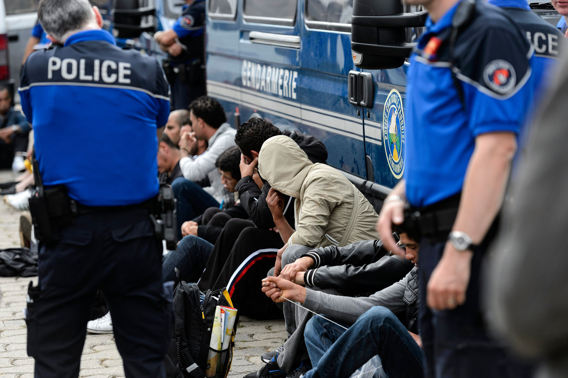 Arrestations dealers - Lausanne - 2012
