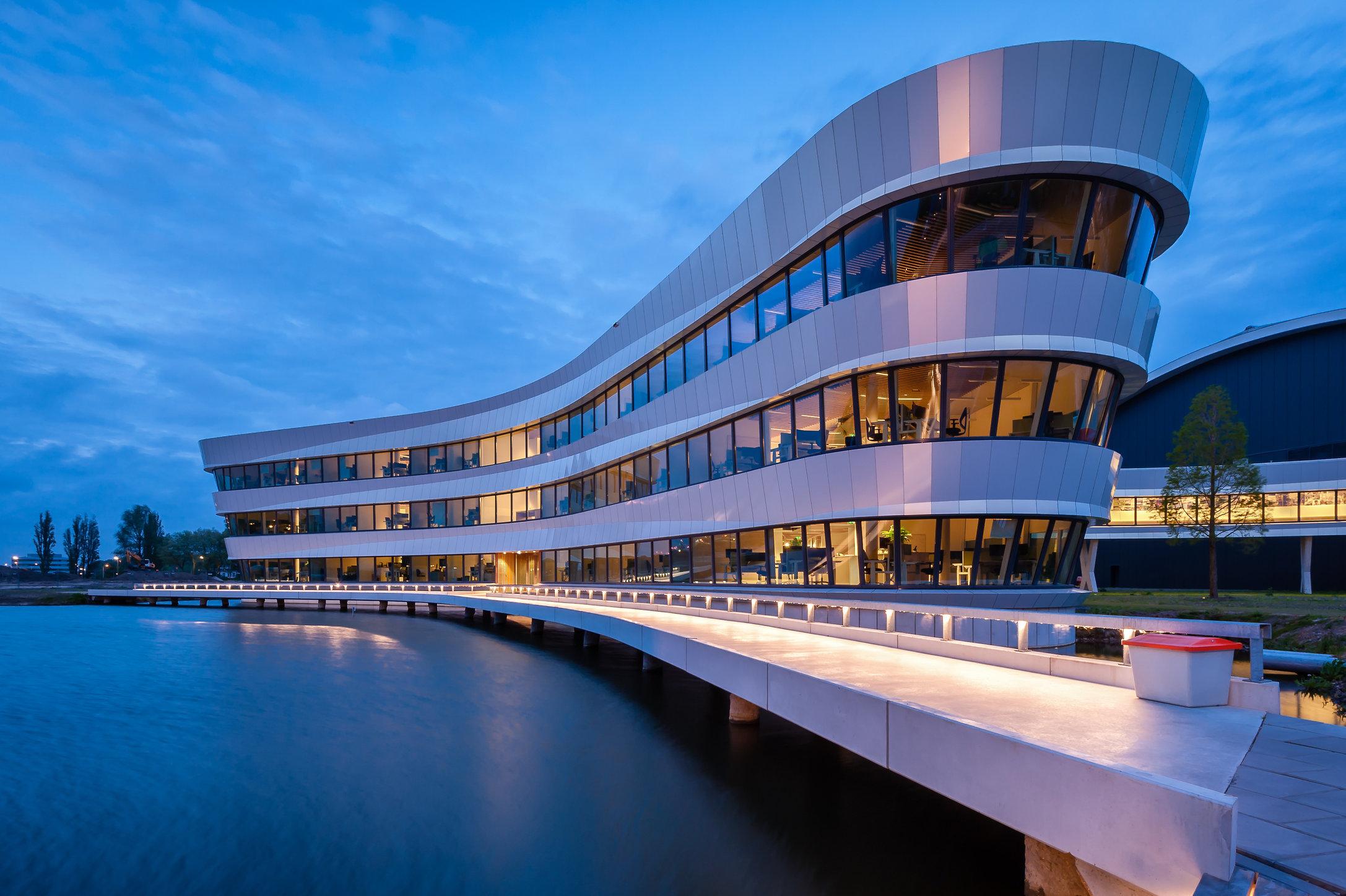 Tetra-gebouw Deltares i.o.v. PropertyNL/Locus
