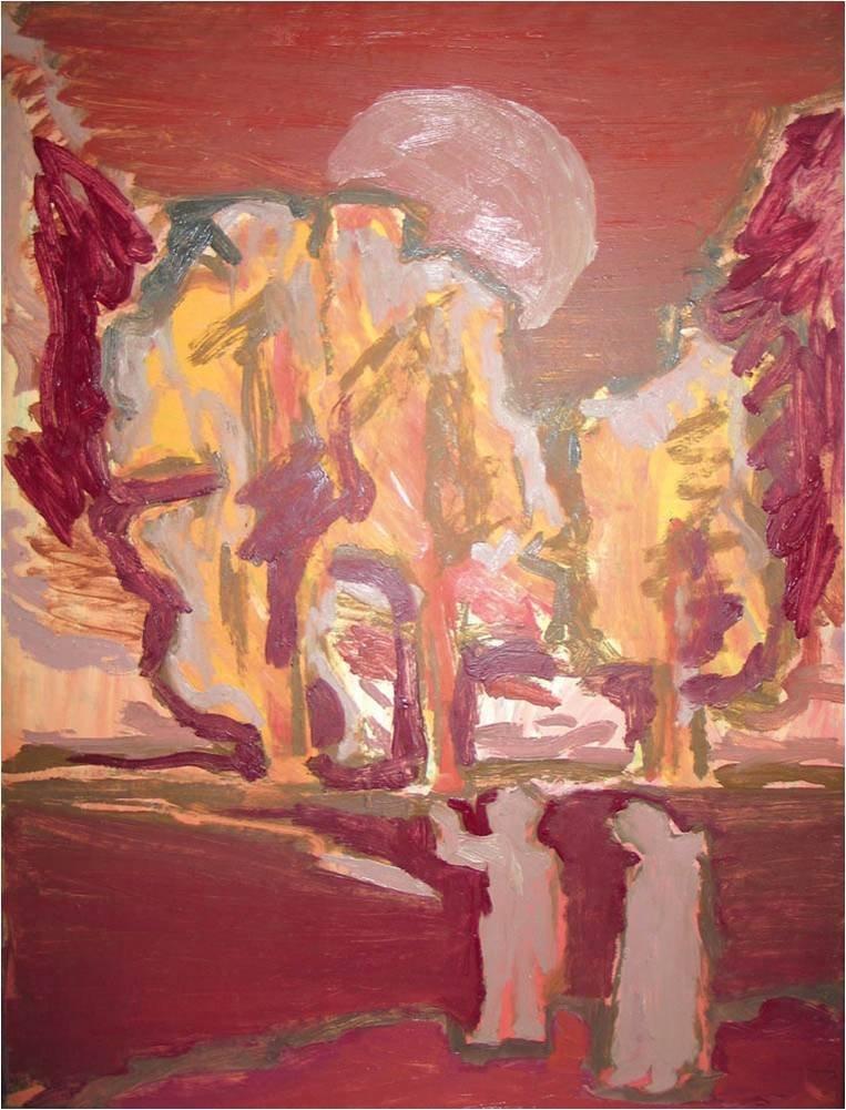 Nikolaï KOUZMINE - Cascade de lumière