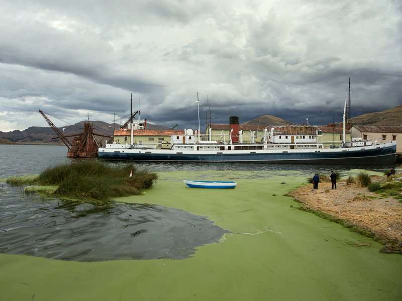 the port in puno