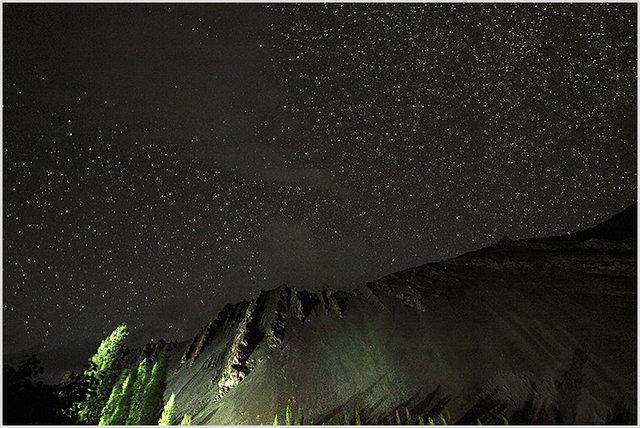 night, indus valley