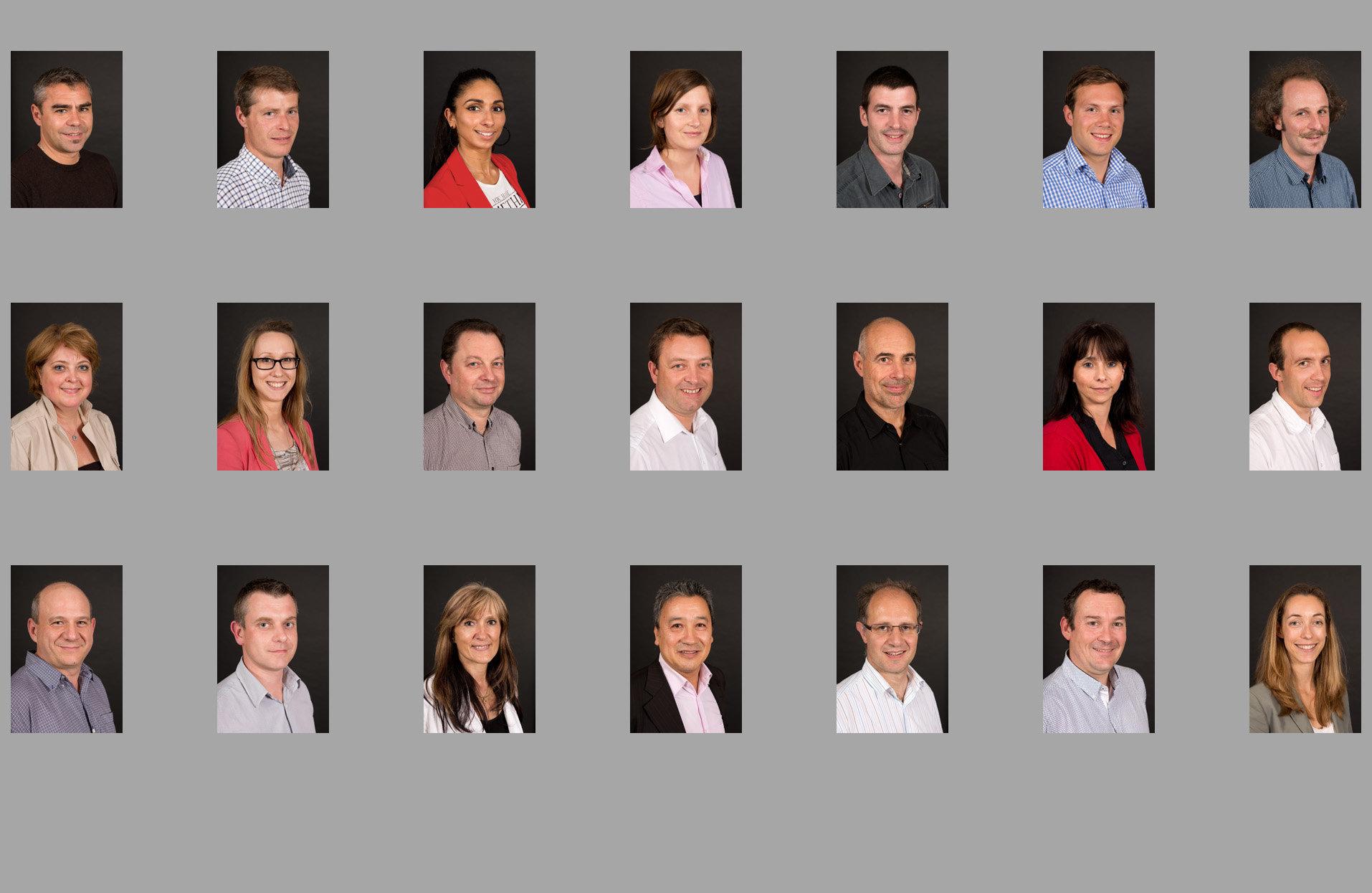 Portraits de collaborateurs Bouygues Energies