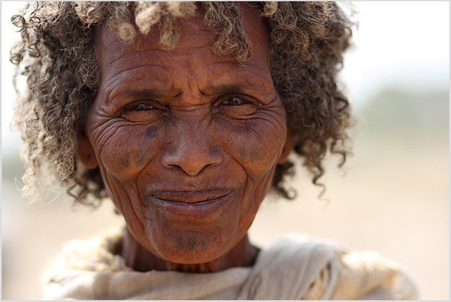 woman from oromo tribe