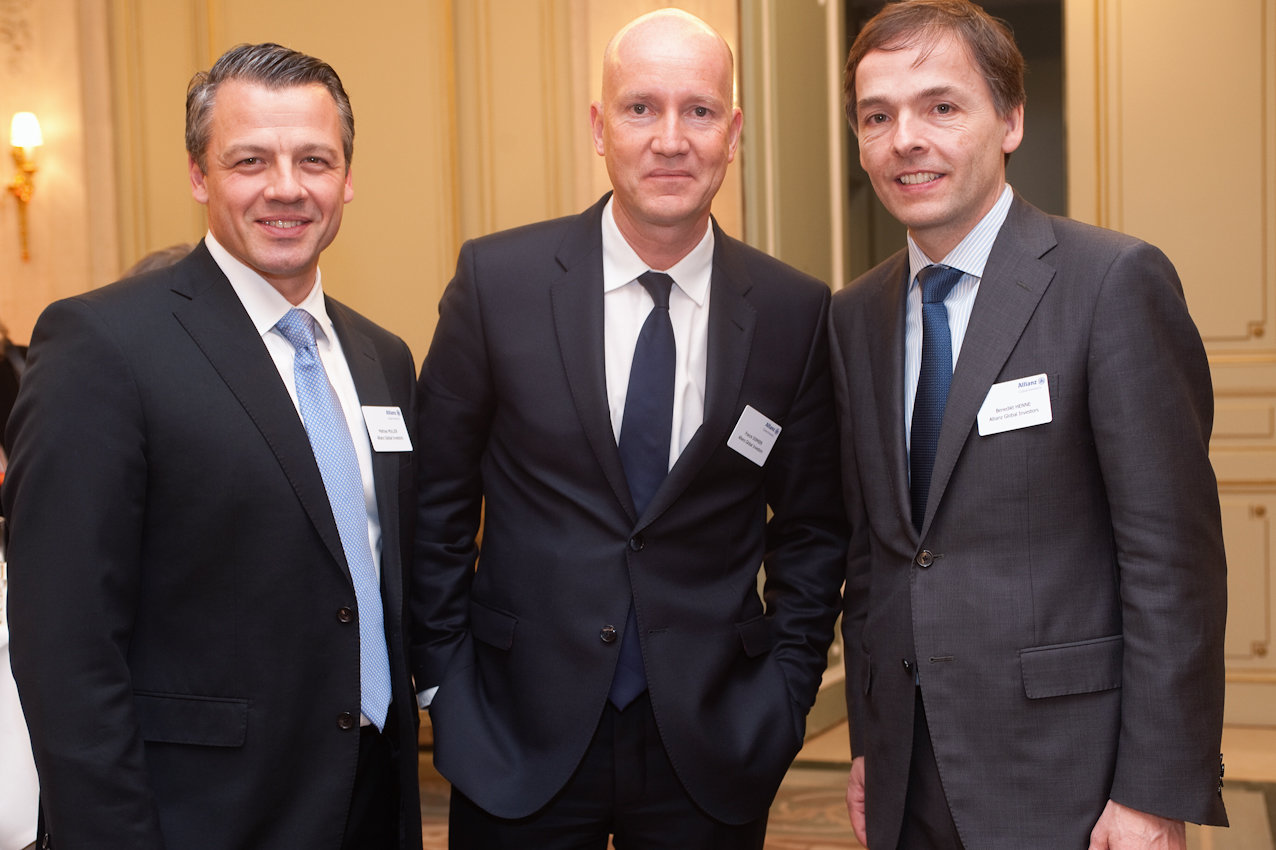 Allianz GI/Hôtel Meurice