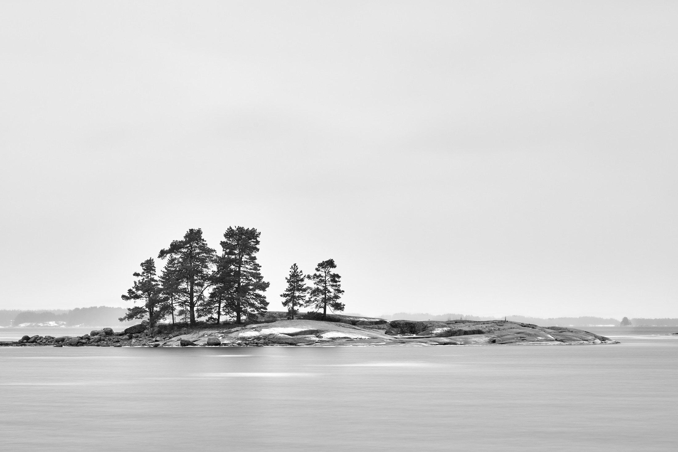 Island without Name, Study II
