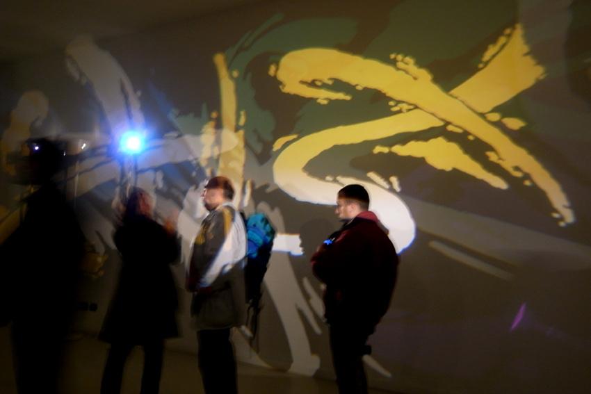 vernissage mostra d'arte