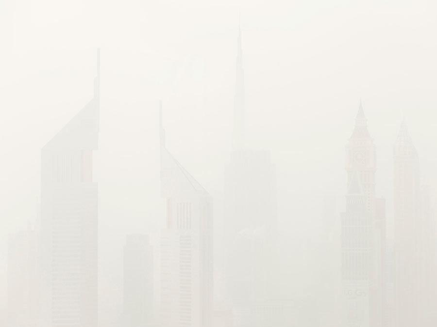 Sandstorm - Downtown Dubai