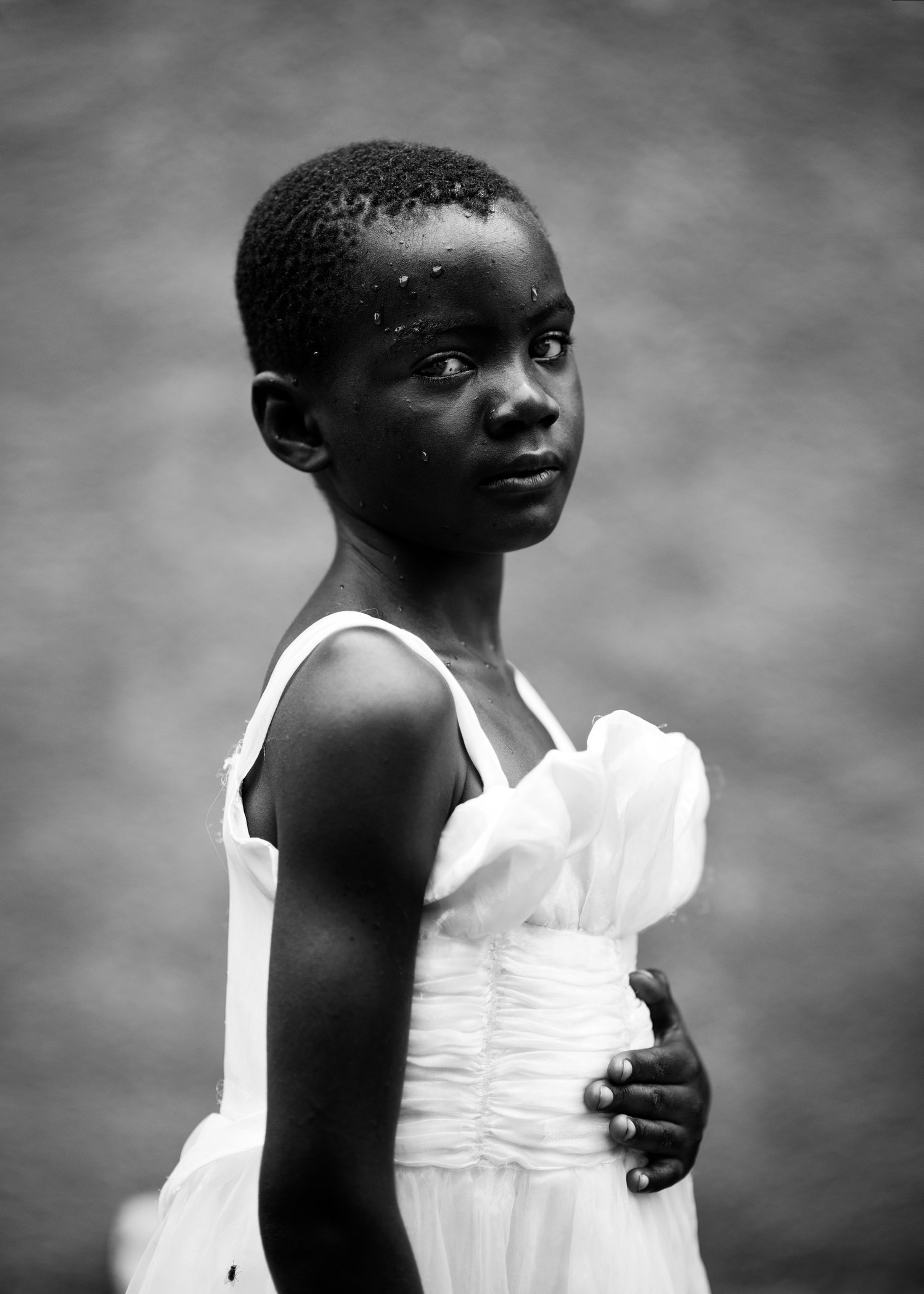 Harriet, 8 years © Linelle Deunk