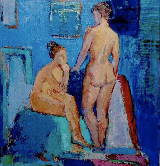 'Two women'