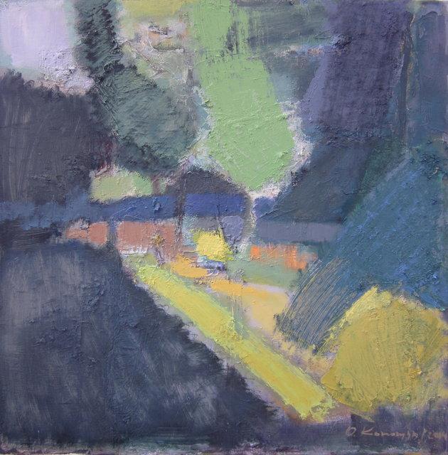 'Garden shadows'