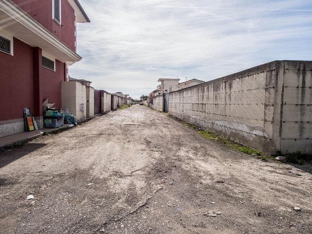 4.Uno dei quartieri dove è più diffuso l'abusivismo edilizio.