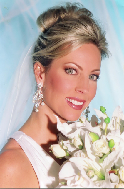 BRIDE- TAMMY JOHNS-BROWN     Tammy won MRS UNITED STATES.