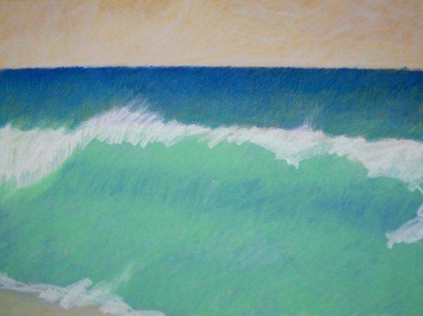 Wave, Kailua Beach