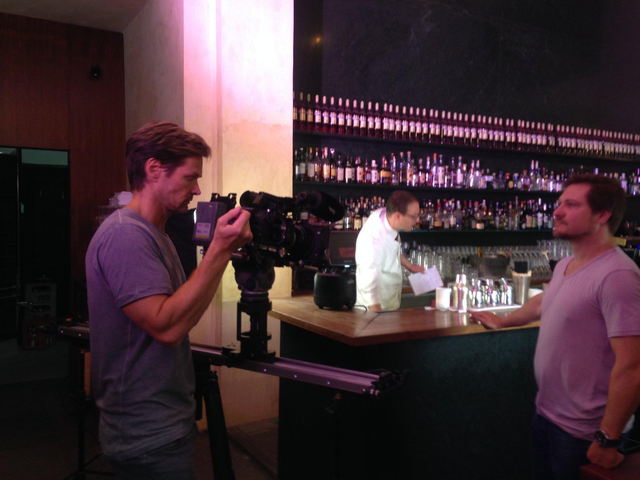 2015 Cocktails Schuhmanns Bar 4k
