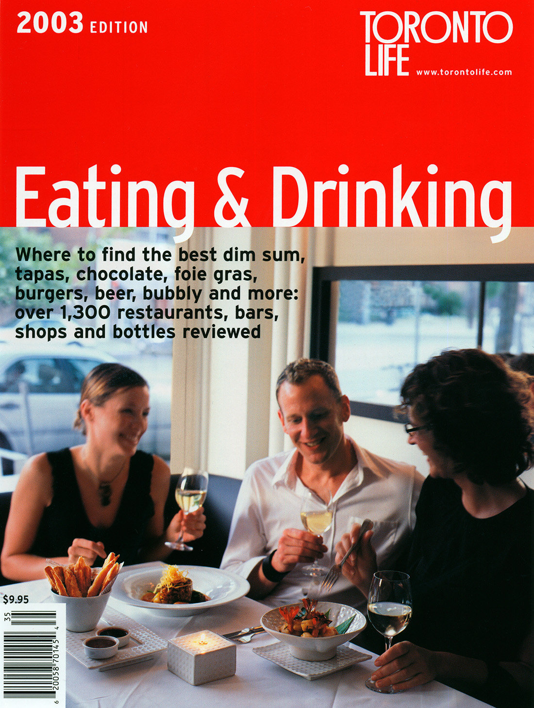 Toronto Life Eating & Drinking Guide