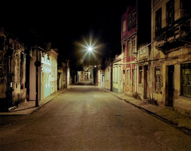 Street at Pelogrino