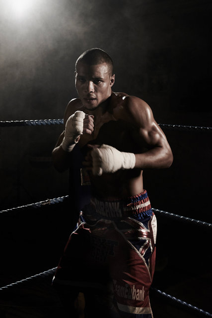 Chris Eubank Jnr @ChrisEubankJr