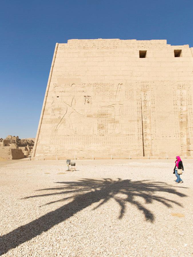 Medinet Habu - Luxor