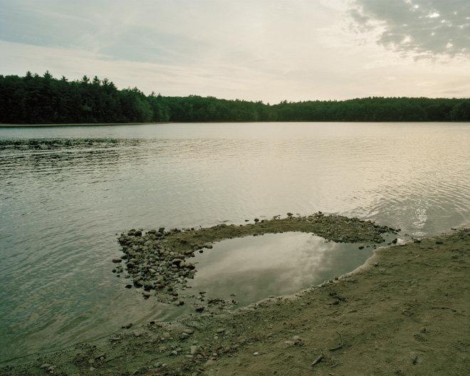 Walden Pond, Concord, MA, 2015