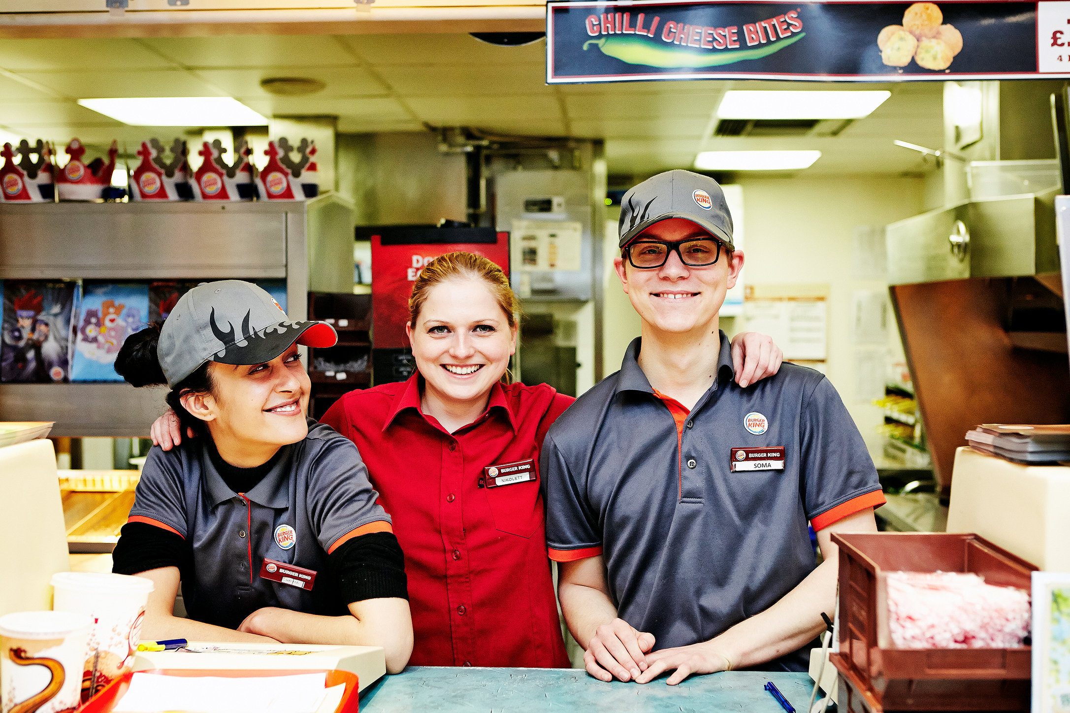 Burger King, Cricklewood Broadway