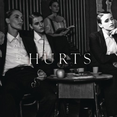 Hurts cover for Sony Music