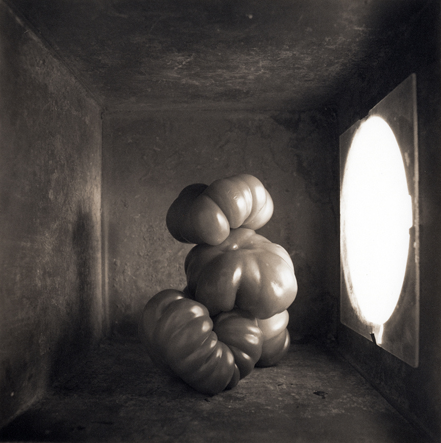 Tomatoes Stacked, c 2000