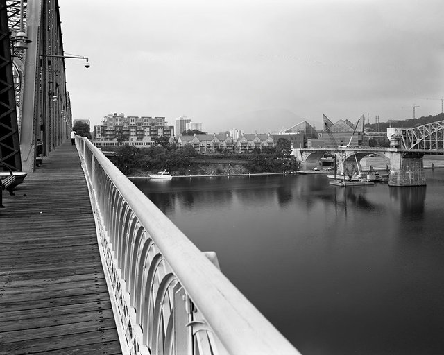 Ross's Landing, Chattanooga, Tennessee, 2007