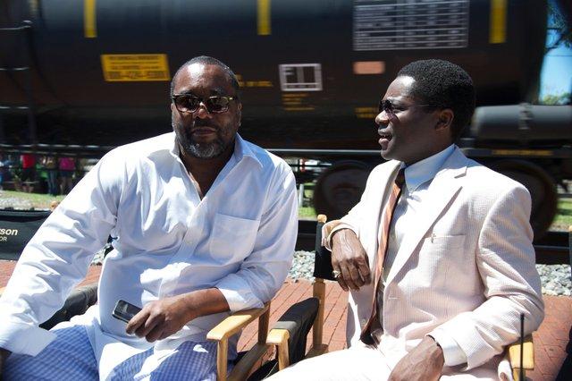 Director Lee Daniels  David Oyelowo