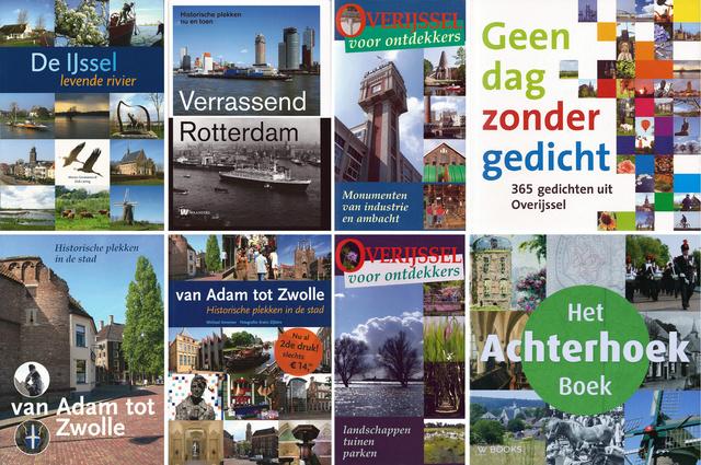 waanders/w books stad streek en cultuurhistorie