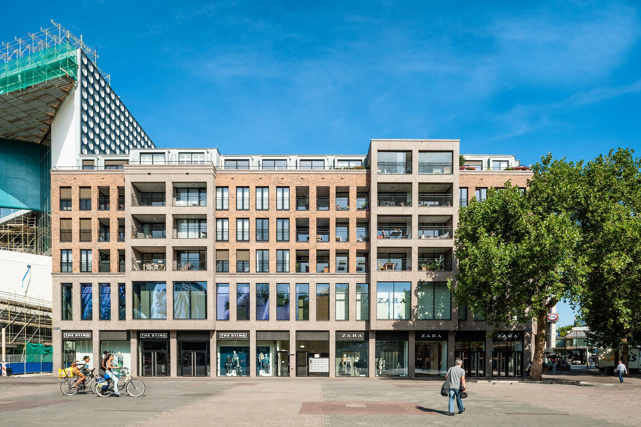 De Vredenburg, Utrecht i.o.v. BAM Utiliteitsbouw