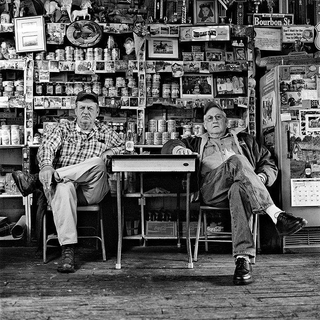 Blevins' Grocery, Preston, KY