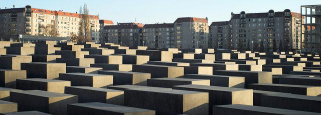 Denkmal für die ermordeten Juden Europas, Berlin, 2009