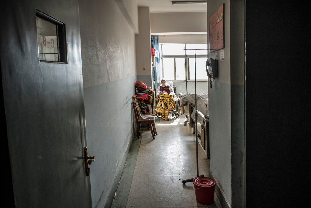 Public Hospital, Kunming, Yunnan