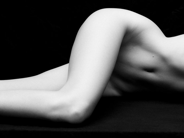Nude Lines #2. New York, 2013.