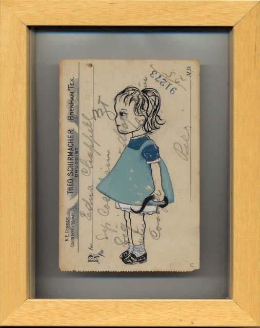91273 -Blue Girl (2005)