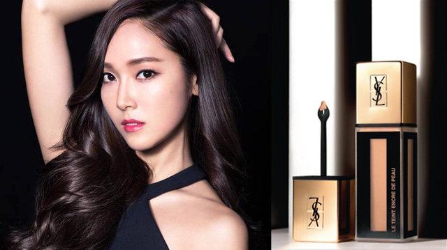 YSL X Jessica Jung