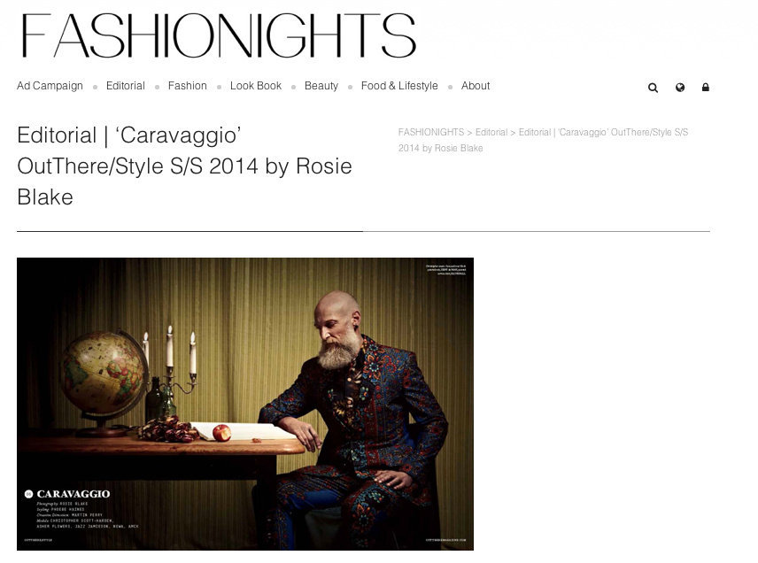 http://fashionights.com/editorial-caravaggio-outtherestyle-ss-2014-by-rosie-blake/