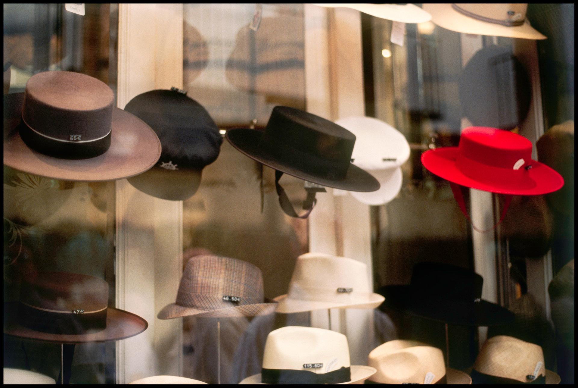 Hats of Sevilla