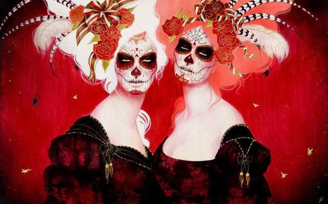 Delfina y Maria (las Poquianchis)