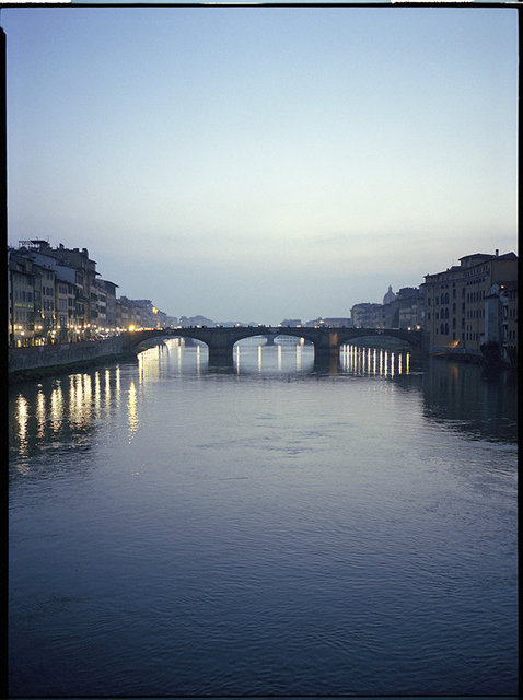 Ponte alle Grazie/Firenze