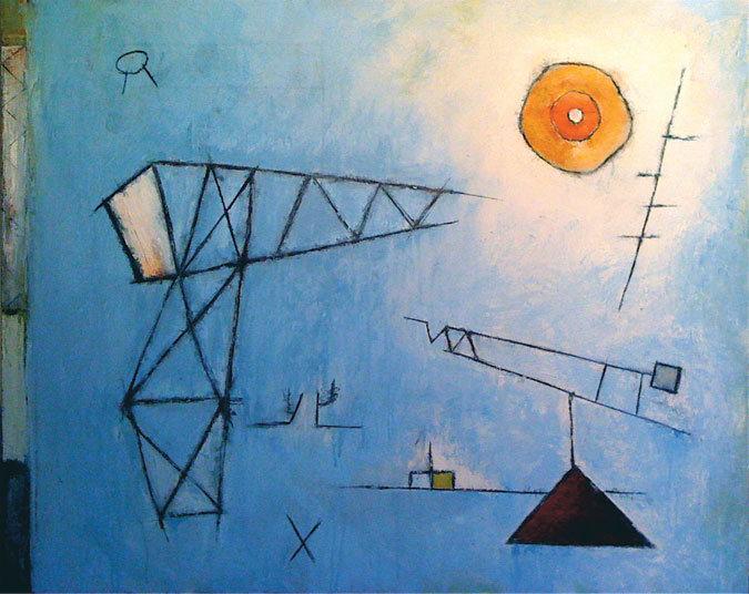 Dogpatch, Cranes