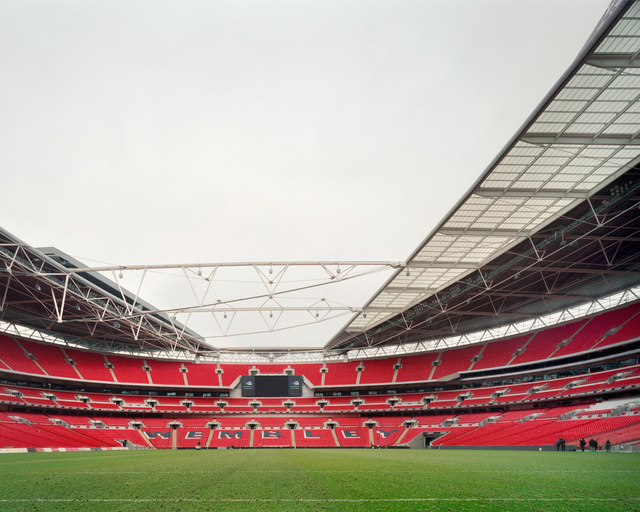 Wembley Stadium. Foster and Partners.