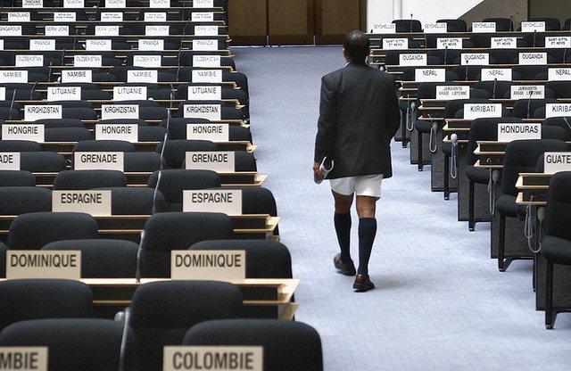 Bermuda - UN Geneva - 2004