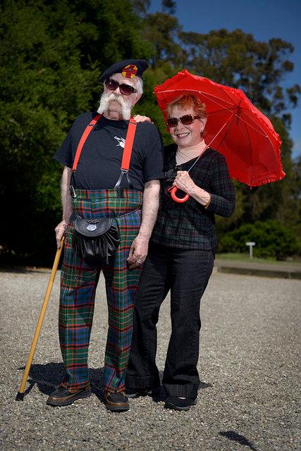 Jek and Jane Cunningham