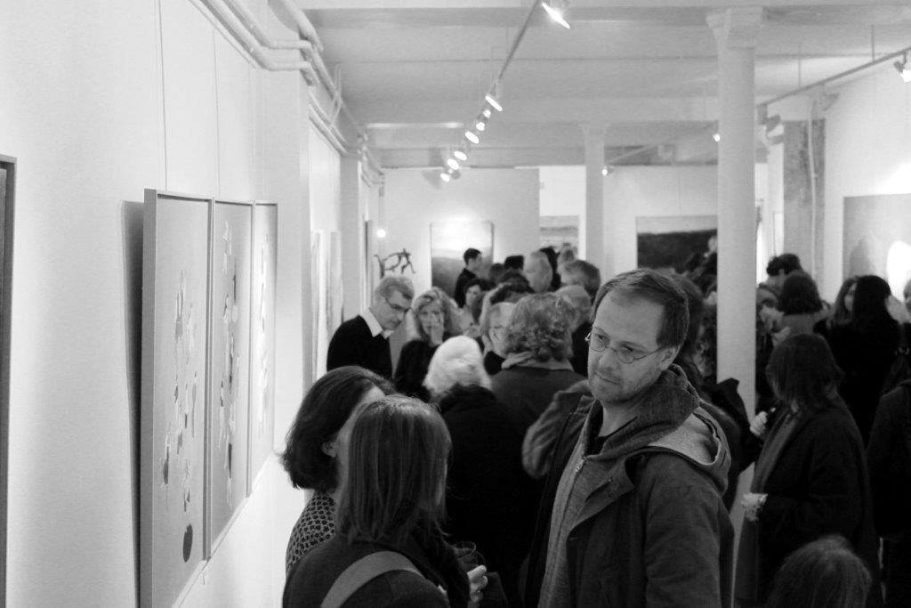 Espace Beaurepair, Paris - Exposition collective