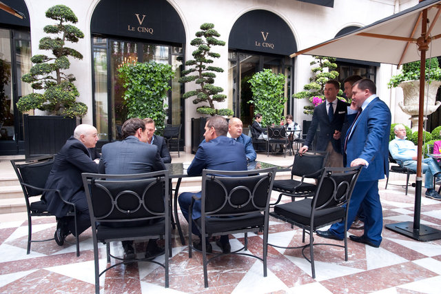 Burisma/Hôtel Georges V
