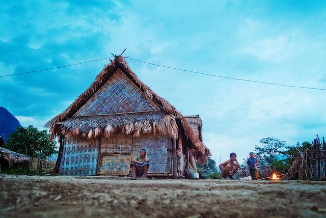 Sweet Light in Laos