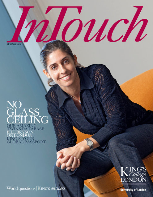 Kings InTouch Spring 2013
