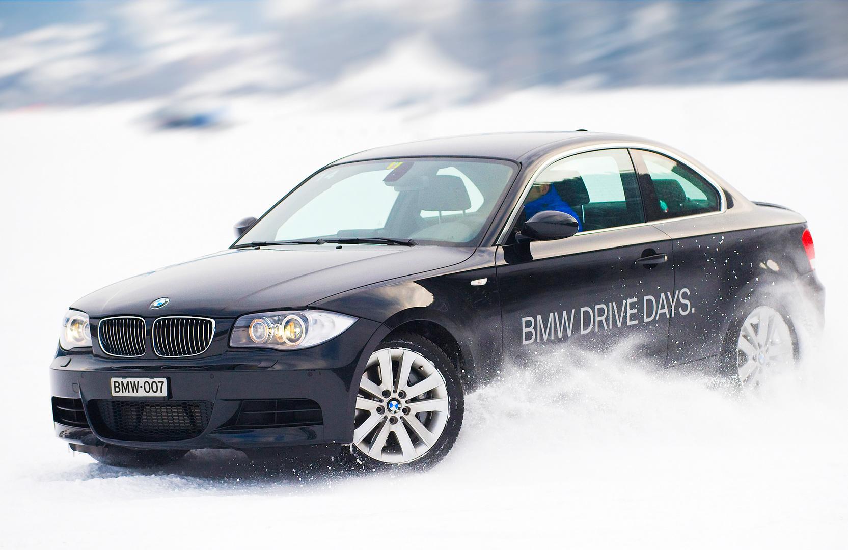 BMW DRIVE DAYS - REPORTAGE