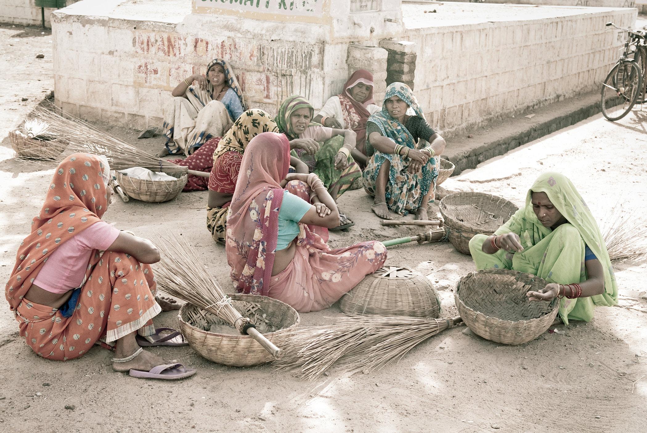 Khajuraho Locals